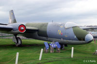 WH791 @ X4WT - Preserved at the Newark Air Museum, Winthorpe, Nottinghamshire. X4WT - by Clive Pattle