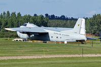 C-GYQS @ CEX3 - Bristol B.170 Mk.31M Freighter [13060] (Hawk Air Aviation) Wetaskiwin~C 23/07/2008 - by Ray Barber