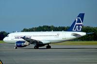 XA-MXA @ CYEG - XA-MXA   Airbus A319-112 [2078] (Mexicana) Edmonton-International~C 24/07/2008