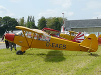 D-EAEB @ EBAW - Stampe fly in  2012. - by Raymond De Clercq