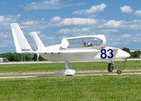 N83DT @ KOSH - AirVenture 2015 - by paulp