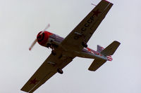 G-CCCP @ EGSX - Take off from North Weald EGSX - by Clive Pattle