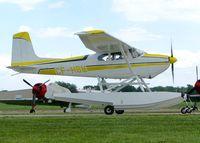 CF-HBM @ KOSH - At AirVenture. - by paulp