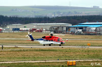 G-WNSJ @ EGPD - Taxy out at Aberdeen EGPD - by Clive Pattle