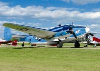N7670C @ KOSH - At AirVenture. - by paulp