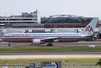N347AN @ EGLL - Landing - by micka2b
