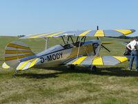 D-MODY @ EBDT - 2009 Schaffen fly in. - by Raymond De Clercq