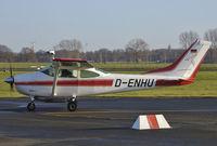 D-ENHU @ EDLM - Fallschirmsport-Marl - by Wilfried_Broemmelmeyer