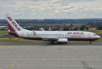 D-ABBH @ EDLW - Air Berlin - by Wilfried_Broemmelmeyer