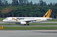 9V-TAQ @ WSSS - Taxiing past at Changi. - by Arjun Sarup