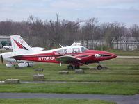 N706SP @ I69 - Sporty's Flight School PA-23-250 Aztec - by Christian Maurer
