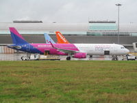 HA-LXB - A321 - Wizz Air