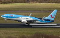 D-ATUN @ EDDR - departure to Las Palmas via RW27