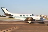 N49AM @ KTHA - DFA 2014 at the Beech Party