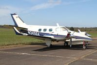 N3456A @ KTHA - DFA 2014 at the Beech Party