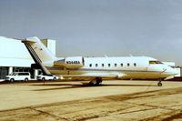 N344BA @ KSMO - Canadair CL.604 Challenger [5344] Santa Monica-Municipal~N 11/10/1998