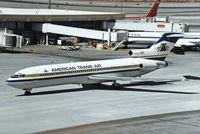 N766AT @ KPHX - Boeing 727-227 [21999] (American Trans Air) Phoenix-Sky Harbor International~N 16/10/1998