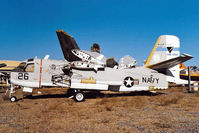 N147MA @ KFFZ - Grumman S-2 F-3AT Turbo Tracker [1-C] Mesa-Falcon Field~N 17/10/1998 - by Ray Barber