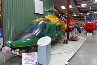 MM81205 @ X2WX - MM81205 'GdiF 128'  at The Helicopter Museum 26.3.16 - by GTF4J2M