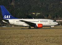 LN-RRX @ INN - Innsbruck 17.1.09 - by leo larsen