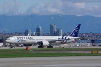 B-2049 @ YVR - Departure YVR. - by metricbolt