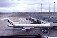 VH-TBL @ YMML - Photo taken at Melbourne 1981