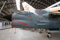19 @ LFBO - Vought F-8E(FN) Crusader, Preserved at Aeroscopia Museum, Toulouse-Blagnac - by Yves-Q