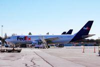 N729FD - A306 - FedEx