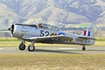 ZK-MJN @ NZWF - At 2016 Warbirds Over Wanaka Airshow , Otago , New Zealand