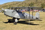 SE-AIK @ NZWF - At 2016 Warbirds Over Wanaka Airshow , Otago , New Zealand
