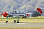 ZK-XXS @ NZWF - At 2016 Warbirds Over Wanaka Airshow , Otago , New Zealand - by Terry Fletcher