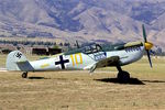 G-AWHK @ NZWF - At 2016 Warbirds Over Wanaka Airshow , Otago , New Zealand