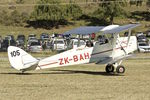 ZK-BAH @ NZWF - At 2016 Warbirds Over Wanaka Airshow , Otago , New Zealand