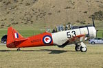 ZK-JJA @ NZWF - At 2016 Warbirds Over Wanaka Airshow , Otago , New Zealand