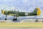 ZK-KEV @ NZWF - At 2016 Warbirds Over Wanaka Airshow , Otago , New Zealand