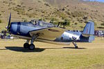ZK-TBE @ NZWF - At 2016 Warbirds Over Wanaka Airshow , Otago , New Zealand