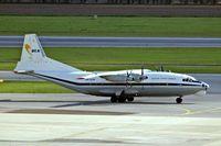 UR-UCK @ LOWW - Antonov An-12BK [9346905] (Ukrainian Cargo Airways) Vienna-Schwechat~OE 12/09/2007