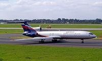 RA-85760 @ EDDL - Tupolev Tu-154M [92A-942] (Aeroflot Russian Airlines) Dusseldorf-International~D 15/09/2007