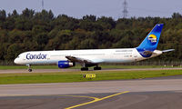 D-ABOJ @ EDDL - Boeing 757-330 [29019] (Condor) Dusseldorf-International~D 15/09/2007 - by Ray Barber