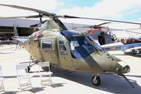 H21 @ LFRL - Belgian Army Agusta A-109BA, Static display, Lanvéoc-Poulmic (LFRL) Open day in june 2015 - by Yves-Q