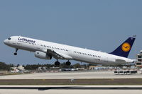 D-AISU @ LMML - A321 D-AISU Lufthansa - by Raymond Zammit