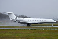 N108R @ KHIO - Arriving from Long Beach - by Russell Hill