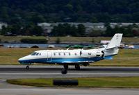 N2 @ KDCA - Landing National - check the thrust reverser's