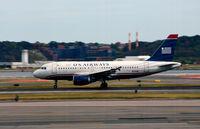 N711UW @ KDCA - Takeoff  National - by Ronald Barker