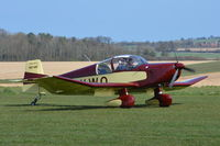 G-AWWO @ X3CX - Just landed at Northrepps. - by Graham Reeve