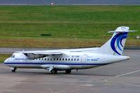 EI-CBK @ EGBB - Aerospatiale ATR-42-312 [199] (Aer Arann) Birmingham International~G 25/01/2005 - by Ray Barber