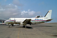 YV-627C @ SVMI - Gulfstream G-159 Gulfstream 1 [170] (TAAN) Caracas-Simon Bolivar International~YV 30/03/2003 - by Ray Barber