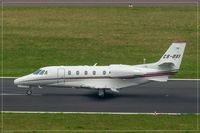CS-DXI @ EDDR - Cessna 560 Citation XLS - by Jerzy Maciaszek