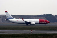 EI-FHP - B738 - Norwegian Air International