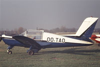 OO-TAO @ EBGT - At Ghent airport in 1970's. - by Raymond De Clercq